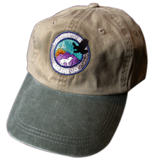 yellowstone safari ball cap