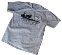 yellowstone safari tee shirt